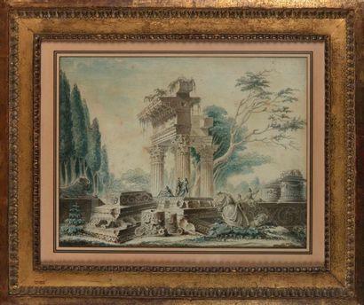 Entourage de Jean Henri PERNET (né en 1763)...