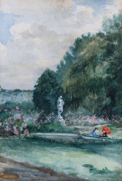 Emile Auguste CAROLUS-DURAN (1837-1917) :...