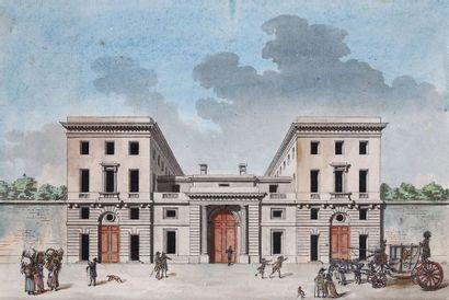 Jean-Nicolas-Louis DURAND (1760-1834) : L'Ecole...