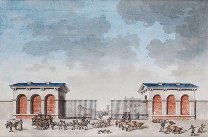 Jean-Nicolas-Louis DURAND (1760-1834) : La...