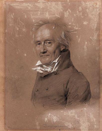 Louis-Léopold BOILLY (1761-1845)  Portrait...