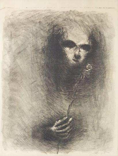 Eugène DODEIGNE (1923-2015)  Figure à la...
