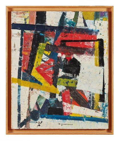 Louis de GRANDMAISON (né en 1928)  Composition...
