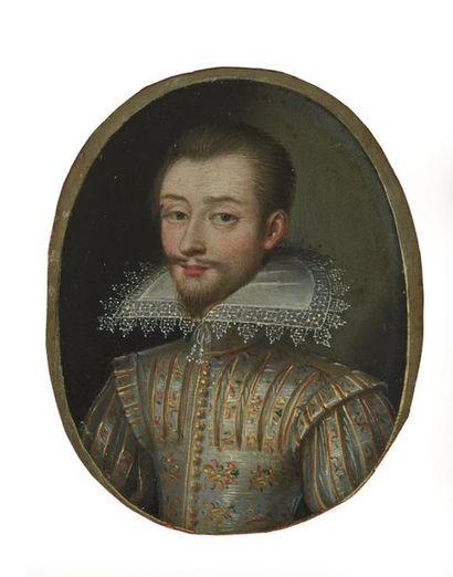 Entourage de Daniel DUMONSTIER, vers 1610-1615...