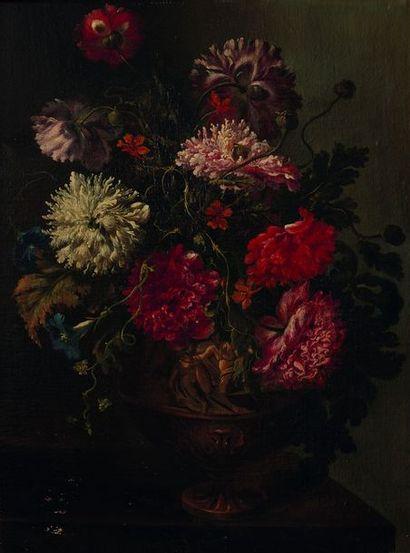 Attribué à Jean-Baptiste BOSSCHAERT (1667-1746)...
