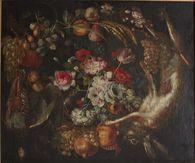 Juan Bautista ROMERO (1756-vers 1804)  Perdrix...