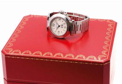Cartier, Pasha Automatic Grande Date, vers...