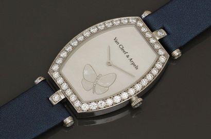 Van Cleef & Arpels, Lady Arpels Papillon, vers 2008  Belle et rare, montre de dame...