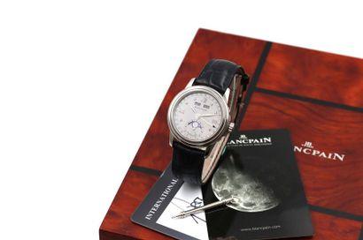 Blancpain, Léman Moonphase Automatic, vers...