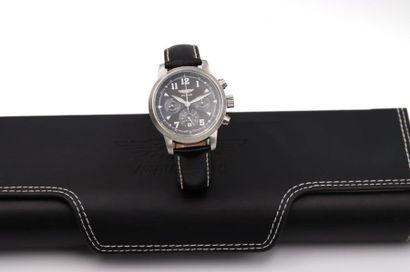 Volmax, Aviator Chronographe, vers 2012  Montre...