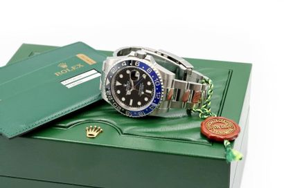 Rolex, Oyster Perpetual Date,GMT-Master...