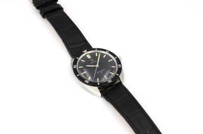 Omega, Seamaster 120, vers 1969  Belle montre...