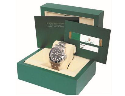 Rolex, Submariner, Ref. 114060  Montre de...