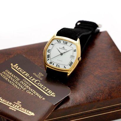 Jaeger-LeCoultre, belle montre automatique...