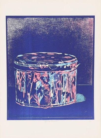 Piero Manai (1951-1988)  Artiste peintre...