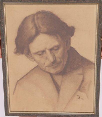 Nico Klopp (1894-1930)  Artiste peintre luxembourgeois...
