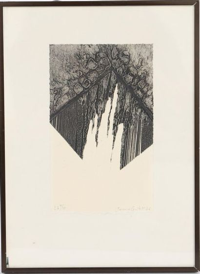 James Guitet (1925-2010)  Artiste peintre...