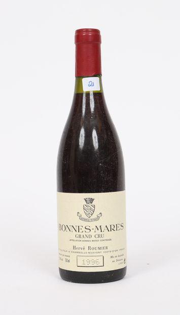 Bonnes-Mares (x1)  Grand Cru  Hervé Roumier  1996  0,75L