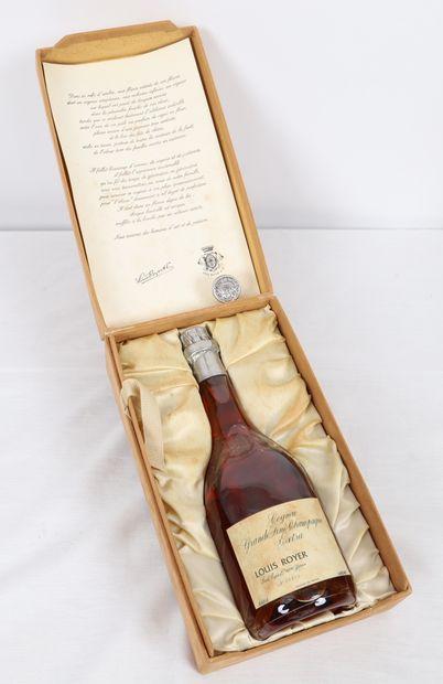 Cognac Louis Royer « Grande Fine Champagne...