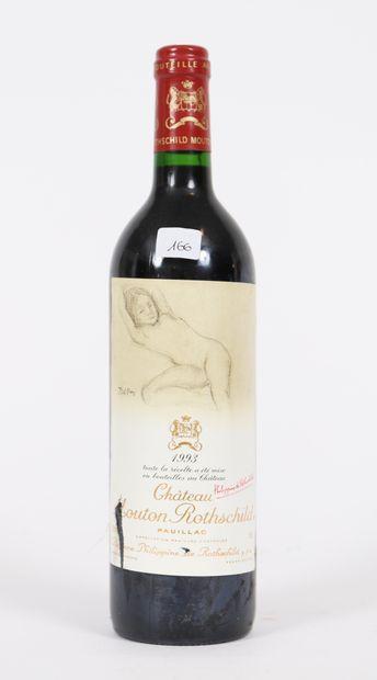 Château Mouton Rothschild (x1)  Pauillac...