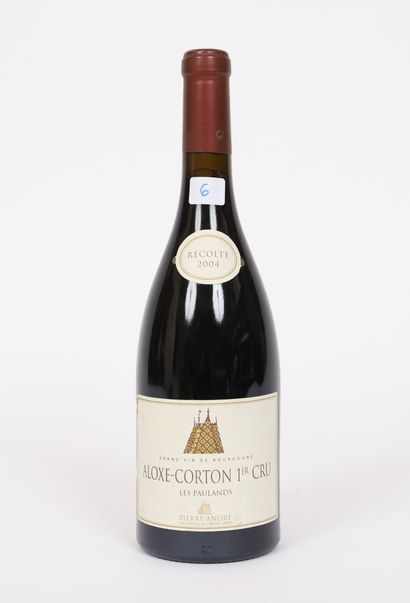Aloxe-Corton 1er cru (x1)  Les Paulands  2004...