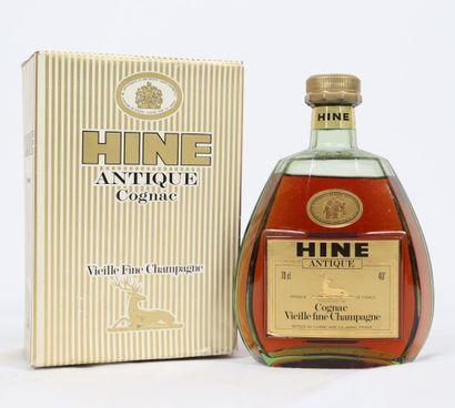 Cognac Hine Antique « Vieille fine Champagne...