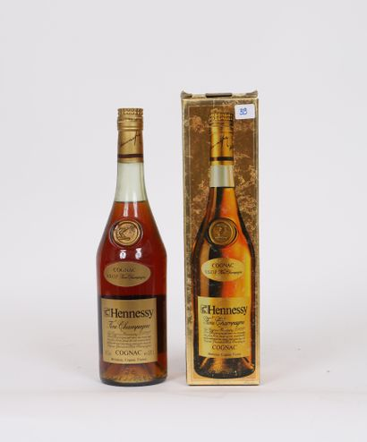 Cognac Henessy (x1)  V.S.O.P. Fine Champagne...