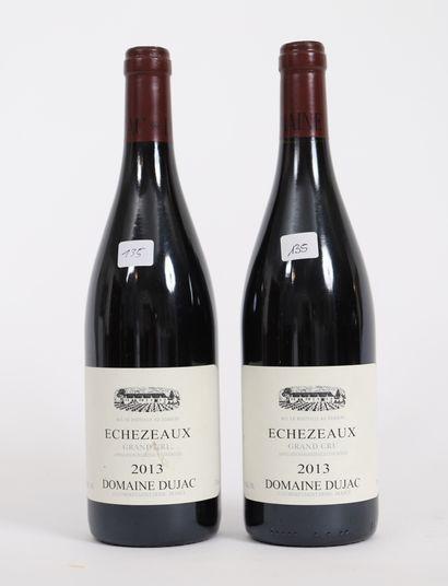Echezeaux (x2)  Grand Cru  2013  Domaine...