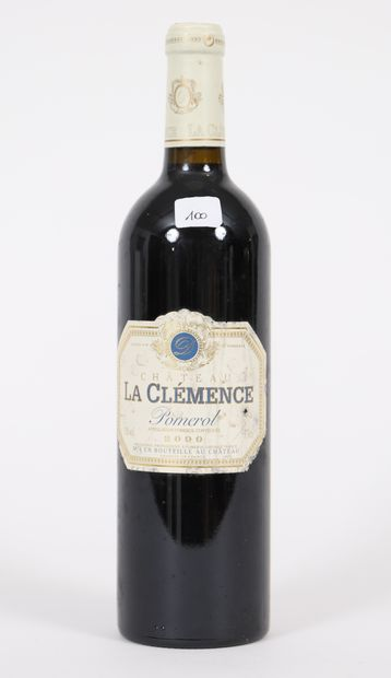 Château La Clémence (x1)  Pomerol  2000  0...