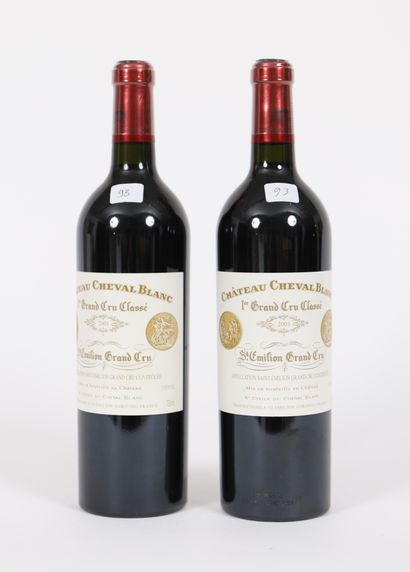 Château Cheval Blanc (x2)  1er Grand Cru...
