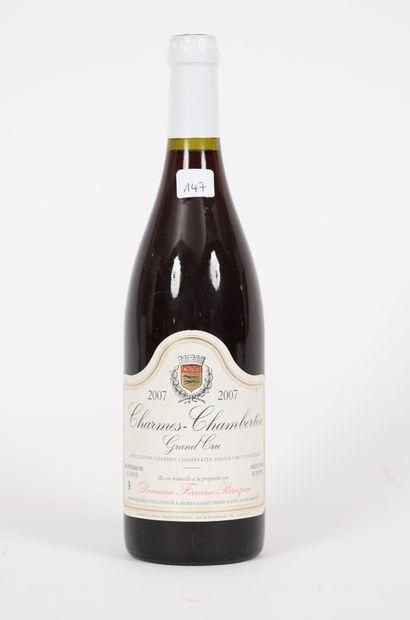 Charmes-Chambertin (x1)  Grand Cru  2007...