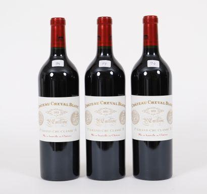 Château Cheval Blanc (x3)  1er Grand Cru...