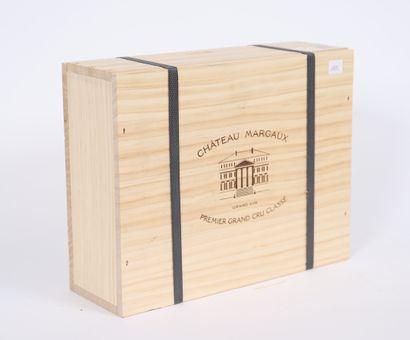 Château Margaux (x3)  1er Grand Cru  2017...