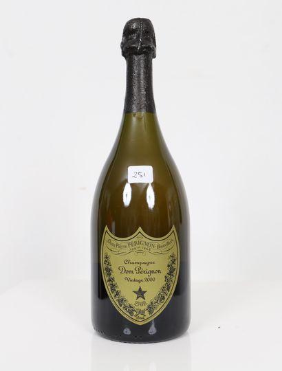 Dom Pérignon (x1) Champagne Brut Vintage...