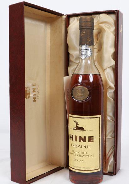 Cognac Hine Triomphe « Très vieille Grande...