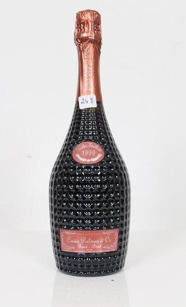 Nicolas Feuillatte (x1) Champagne rosé brut...