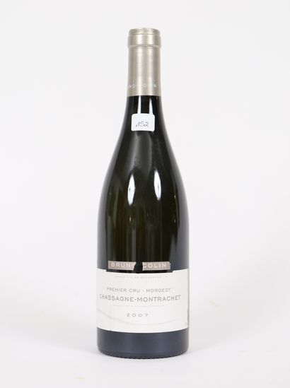 Chassagne-Montrachet (x1)  1er Cru - Morgeot...