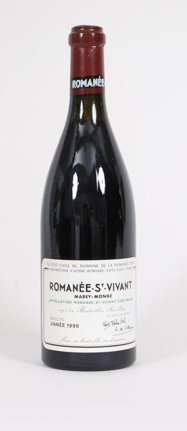 Romanée-St-Vivant (x1)  Marey-Monge  Domaine...