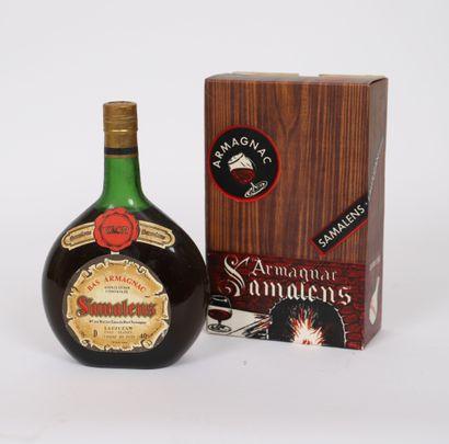 Armagnac Samalens (x1)  V.S.O.P.  Dans son...