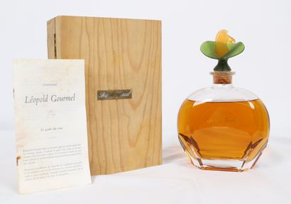 Cognac Léopold Gourmel « Age des fleurs »...