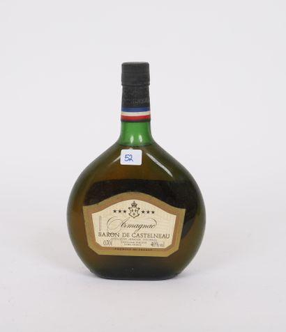 Armagnac (x1)  Baron de Castelneau  0,70...