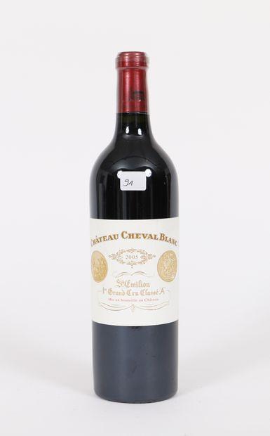 Château Cheval Blanc (x1)  1er Grand Cru...