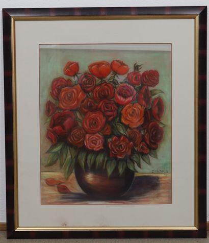 Robert Zondack (né en 1921)  Artiste peintre...