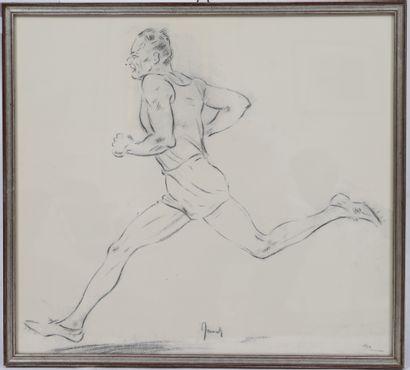 Jean Jacoby (1891-1936)  Célèbre dessinateur...