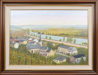 Henri Hirtt  Artiste peintre luxembourgeois...