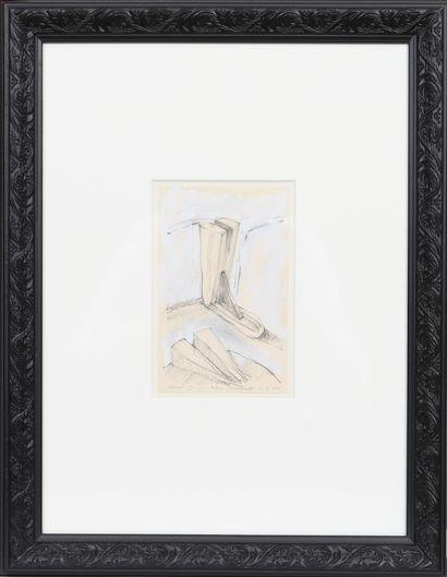 Raymond Weiland (né en 1944)  Artiste peintre...
