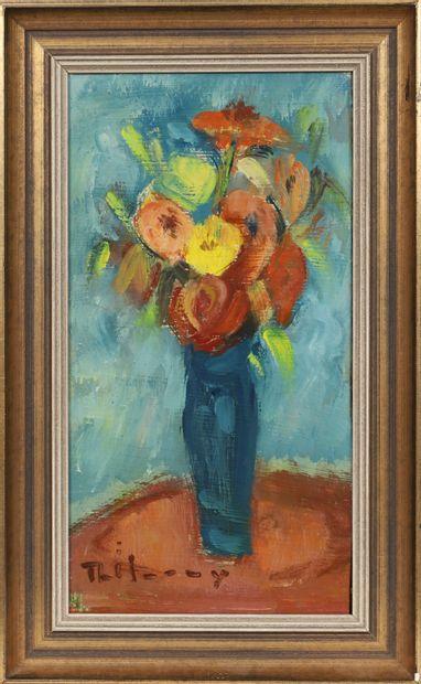 Jean-Pierre Thilmany (1904-1996)  Artiste...