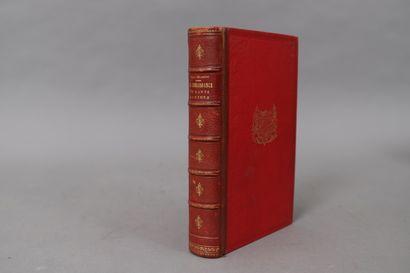 LA RENAISSANCE de DANTE à LUTHER.  1889,...