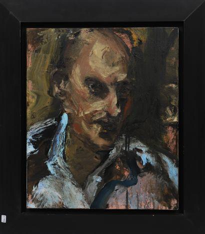 Ronan Barrot (né en 1973)  Artiste peintre...