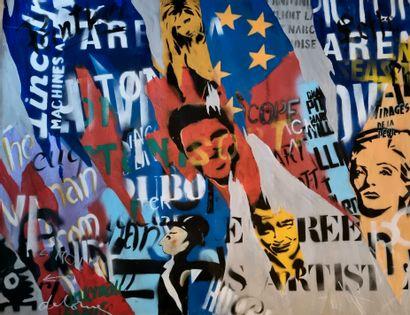 «Marilyn, Elvis et Cie» de Norbert Delorme...